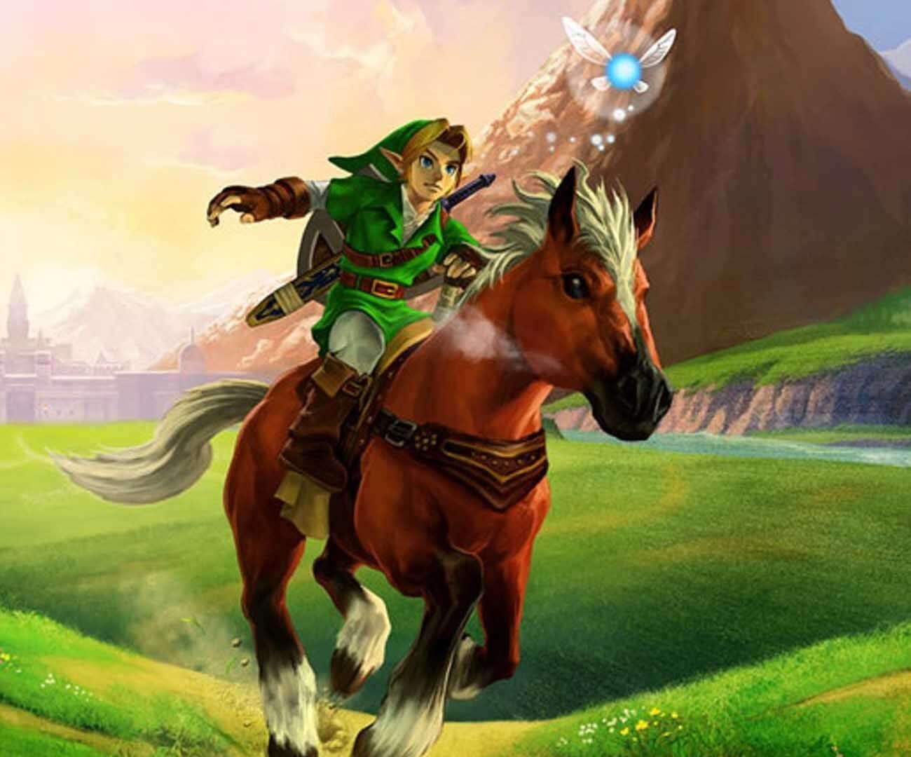 Remaster Legend Of Zelda Ocarina Of Time za trudny dla N? Fani zrobili to sami