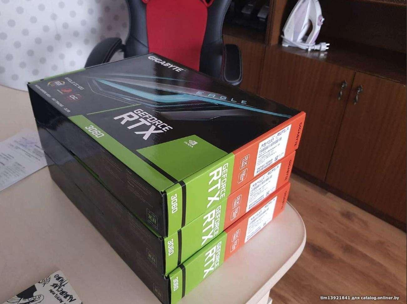 używane RTX 3060