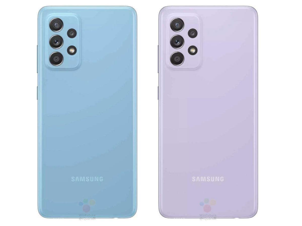 Samsung Galaxy A52 4G i 5G - wiemy o nich coraz więcej!