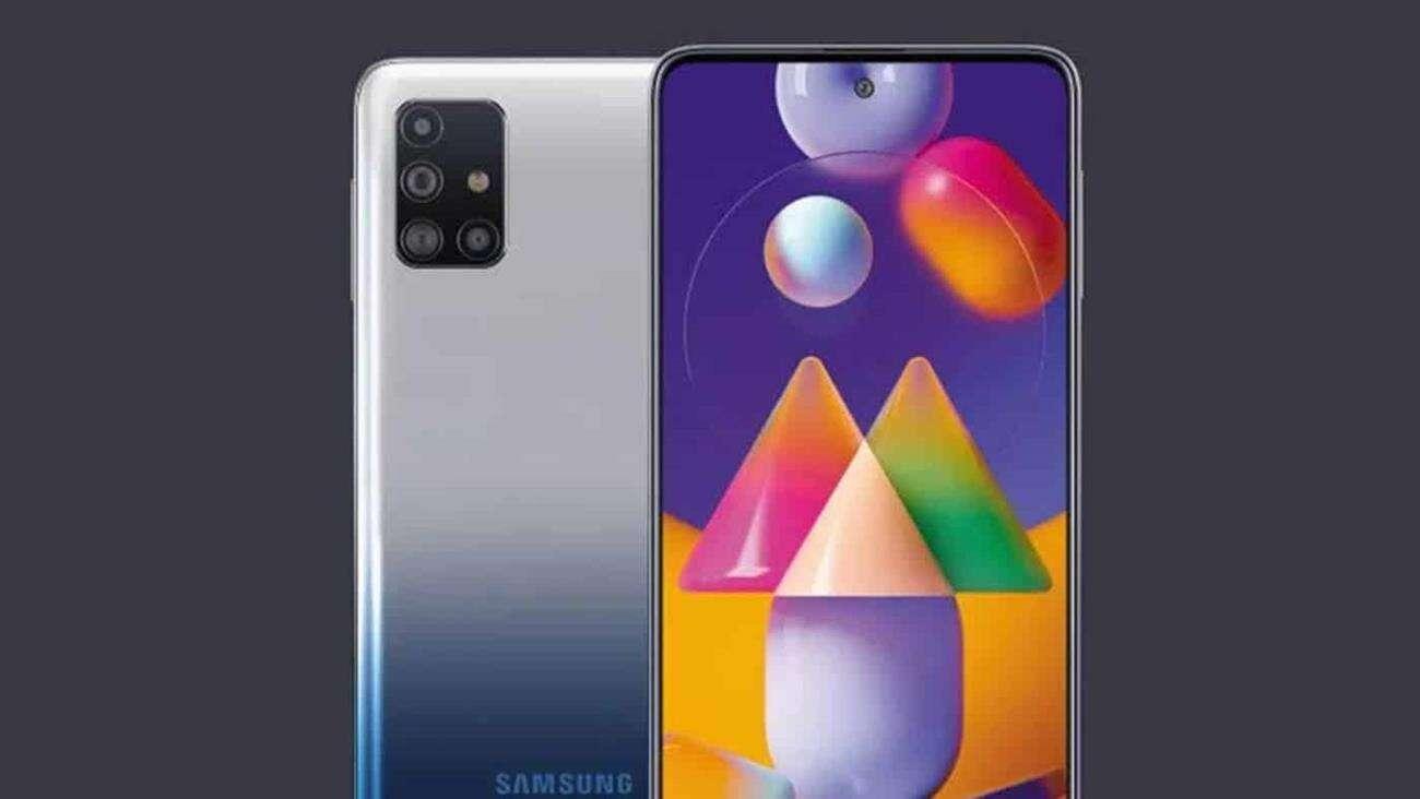 Samsung Galaxy M31s one ui 3.0