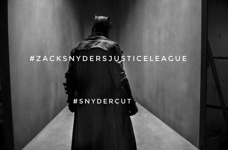 Liga Sprawiedliwości Zacka Snydera, Snyder Cut
