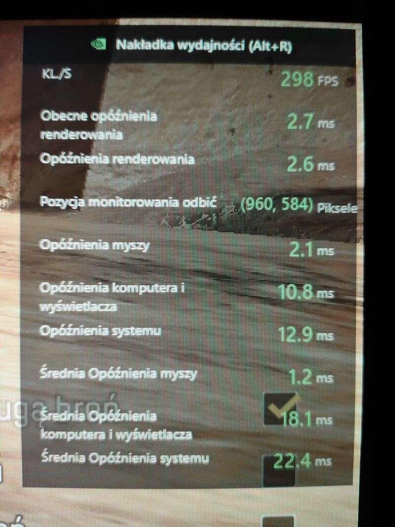 Sprawdzamy NVIDIA Reflex i pokazujemy, że 60 FPS to przeżytek