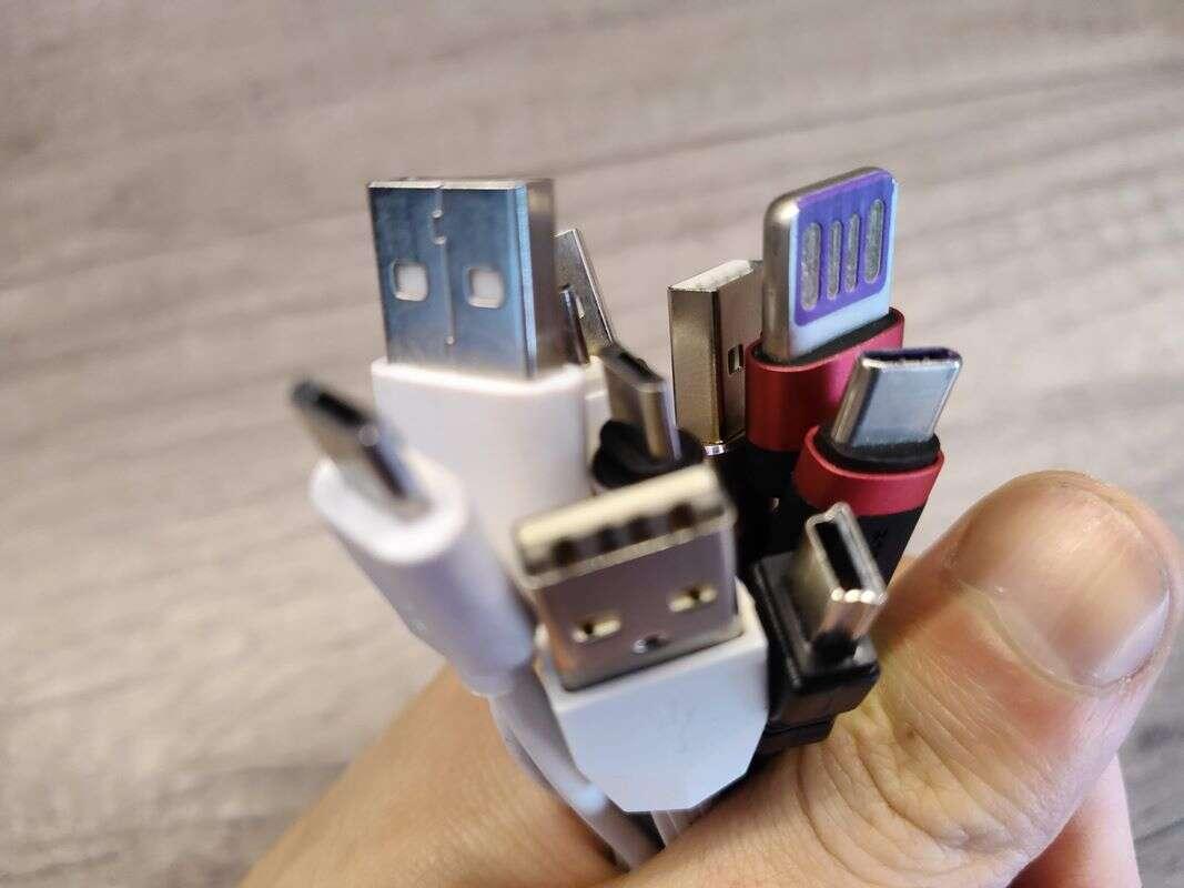 Tajemnica przewodów USB wyjaśnia rewolucyjność USB-C
