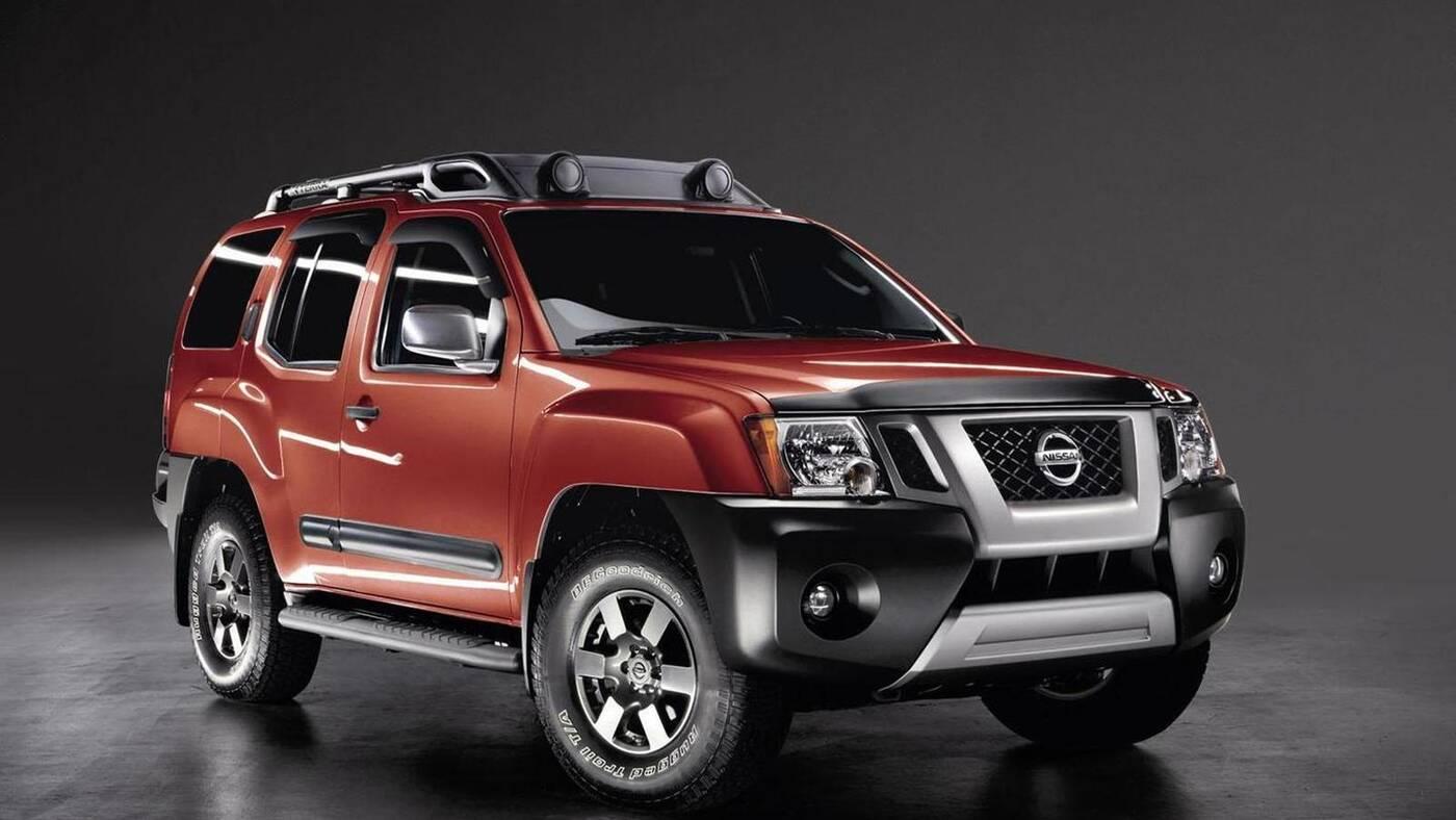 Tak może wyglądać nowy Nissan Xterra