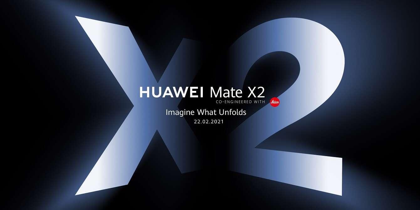 Zobaczcie oficjalny teaser Huawei Mate X2!