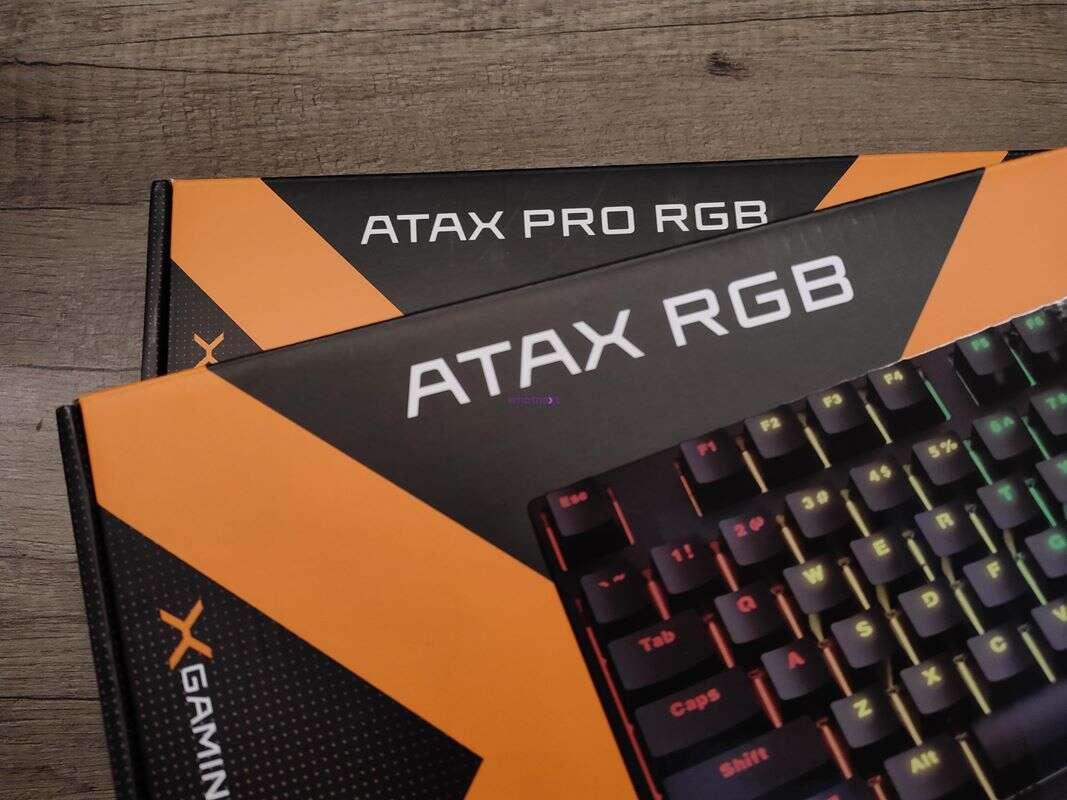 Test Krux Atax Pro RGB i Atax RGB, tanie klawiatury mechaniczne, Test Krux Atax Pro RGB, Test Krux Atax RGB