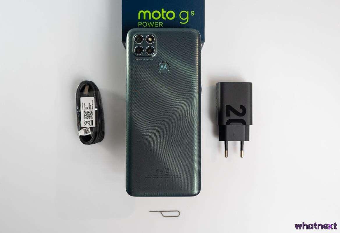 Test Motorola Moto G9 Power, czyli wielki ekran i bateria