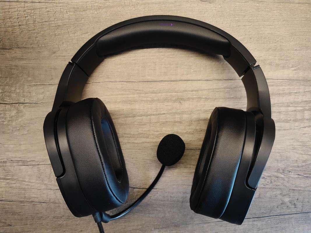 Test MSI Immerse GH20, czyli lekkiego gamingowego headsetu