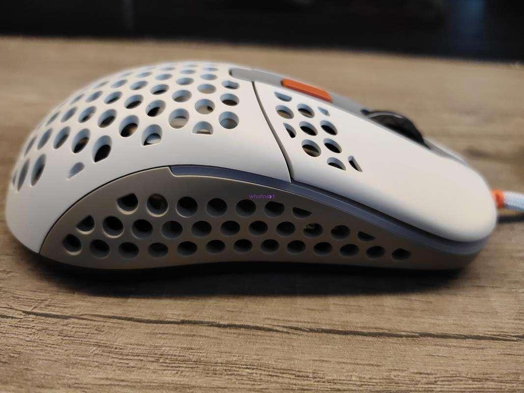Test myszki Xtrfy M42 RGB Retro i podkładki GP4