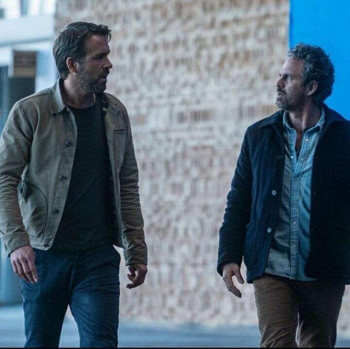 The Adam project, Ryan Reynolds, Mark Ruffalo