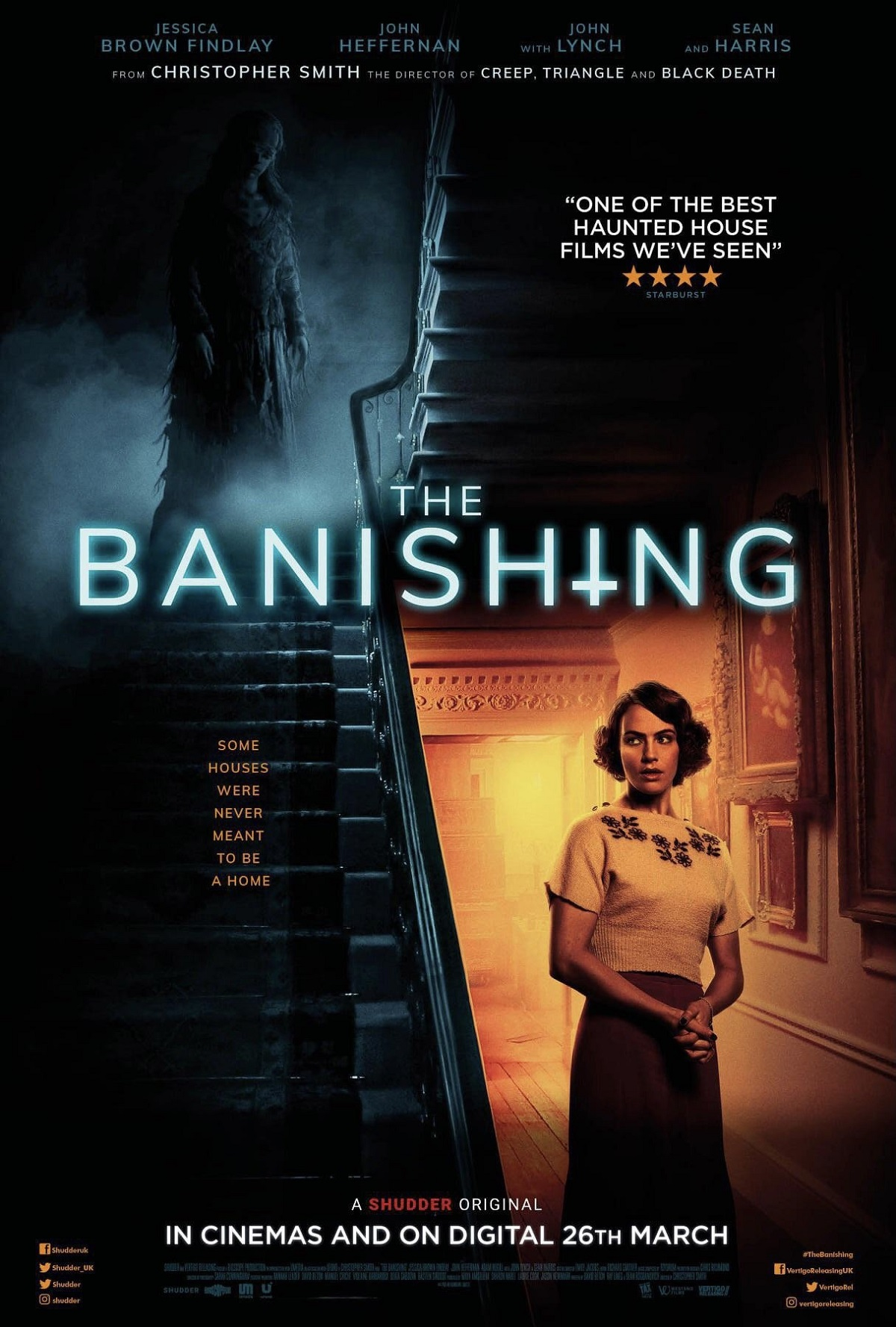 Nowym plakat horroru The Banishing