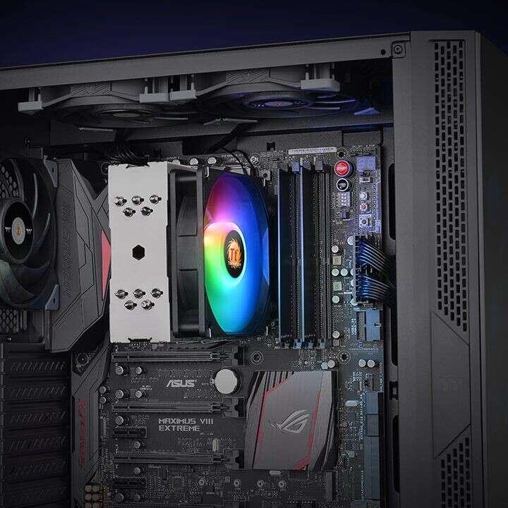 Thermaltake przedstawia chłodzenie UX210 ARGB