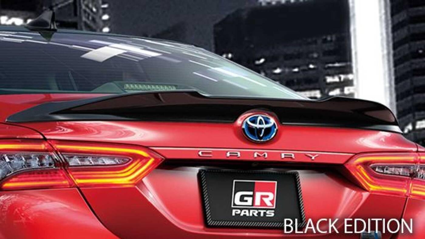 Toyota Camry w Japonii, Toyota Camry