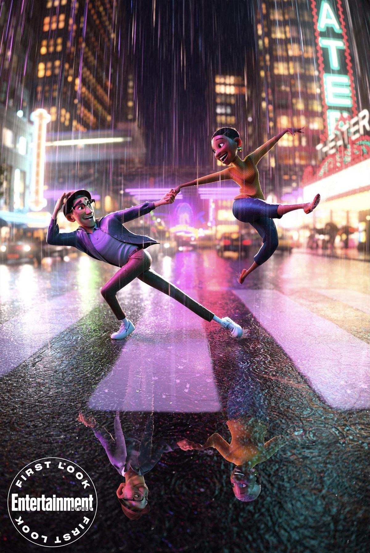 Pierwsze zdjęcie z nowej animacji Us Again od Disneya