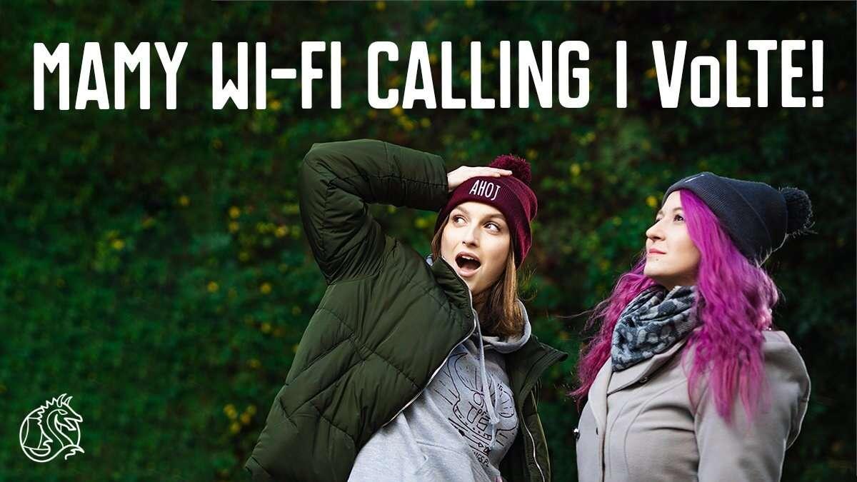 VoLTE i Wi-Fi Calling w Mobile Vikings