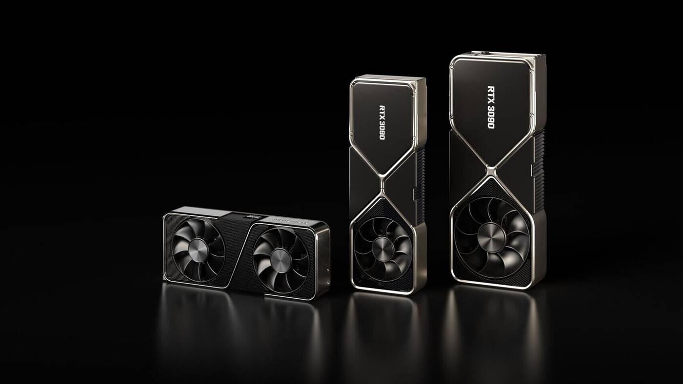 chętnych na GeForce RTX 3000