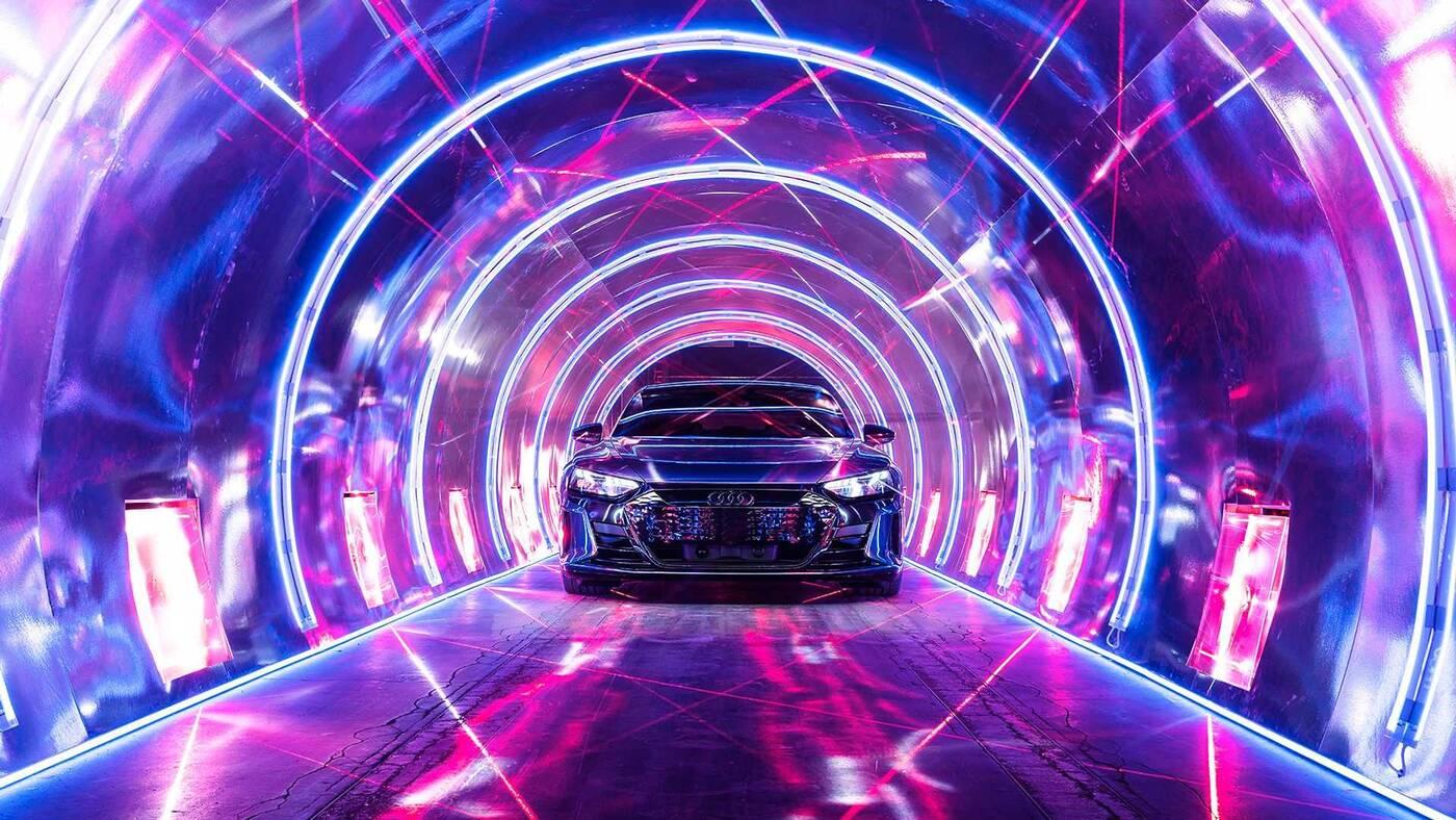 Wielka premiera Audi E-Tron GT i Audi RS E-Tron