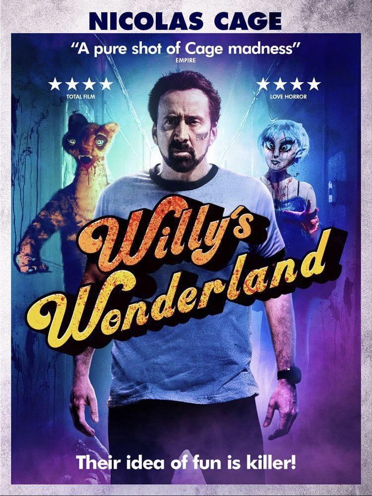 Nicolas Cage, Williy's Wonderland