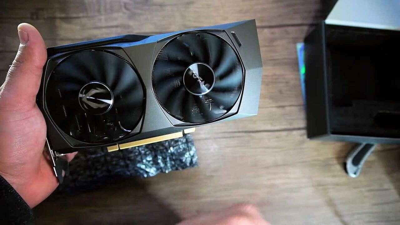 Wydajność kryptowalutowa GeForce RTX 3060 z blokadą