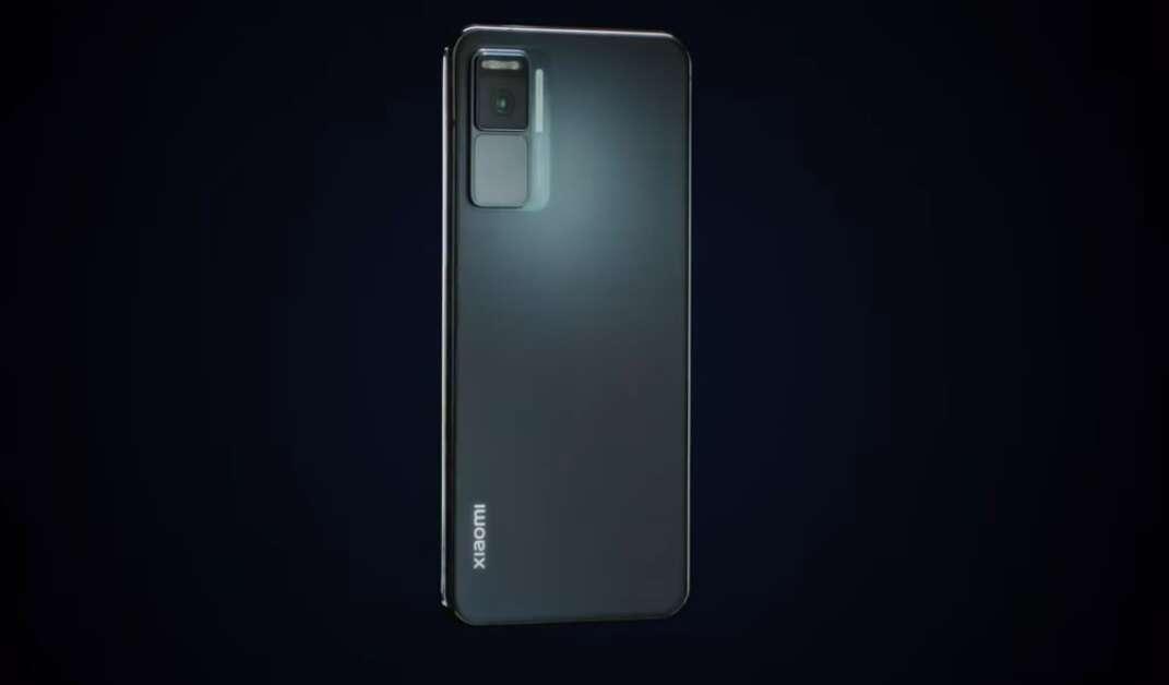Xiaomi z zakrzywionym ekranem