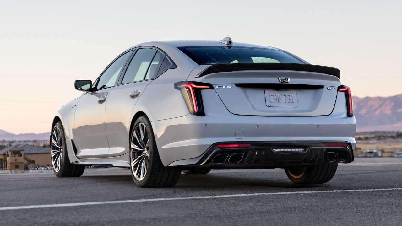 Zadebiutował Cadillac CT5-V Blackwing. To najmocniejszy Cadillac w historii
