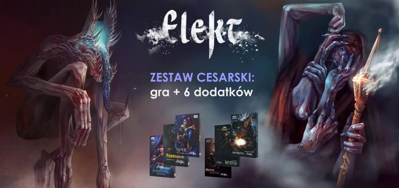premiera nowych dodatków do gry Elekt, premiera dodatków do gry Elekt, Elekt