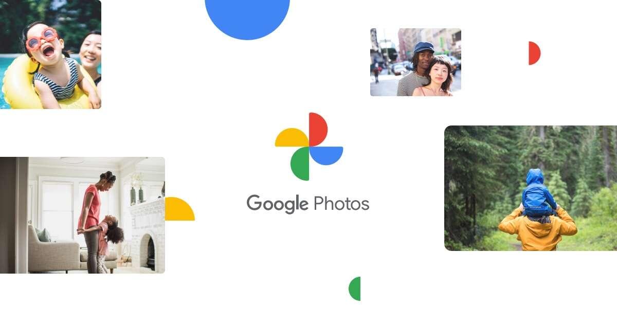 Zdjęcia Google, Google