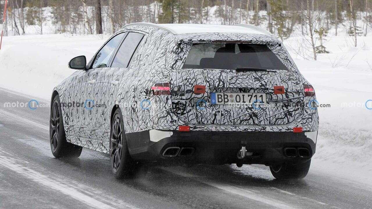 Informacje o nowym Mercedes-AMG C63 nie zachwycają