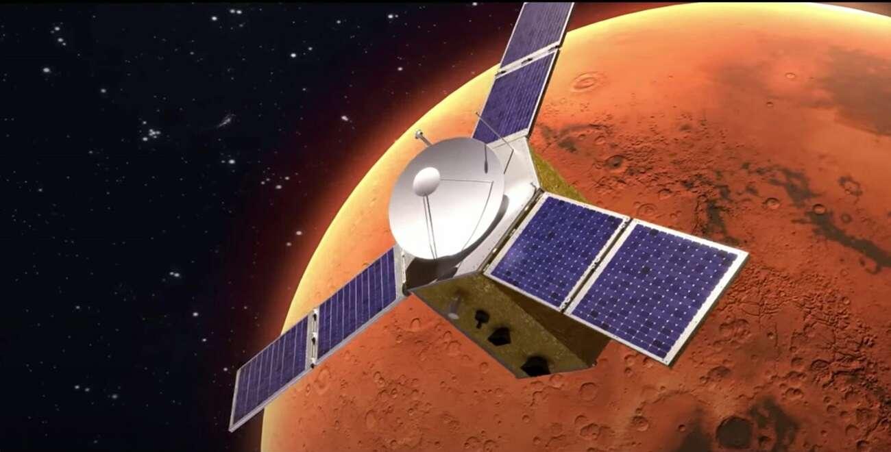 Zjednoczone Emiraty Arabskie piszą historię. Tamtejsza misja dotarła na Marsa