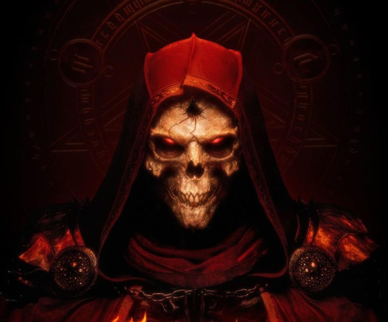 Zwiastun Diablo 2 Ressurected! Piekielnie się jaram