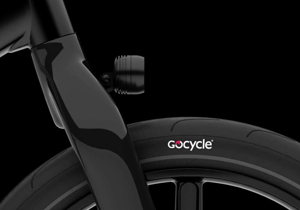 Zwiastun elektrycznego roweru Gocycle G4 inspirowanego samochodami