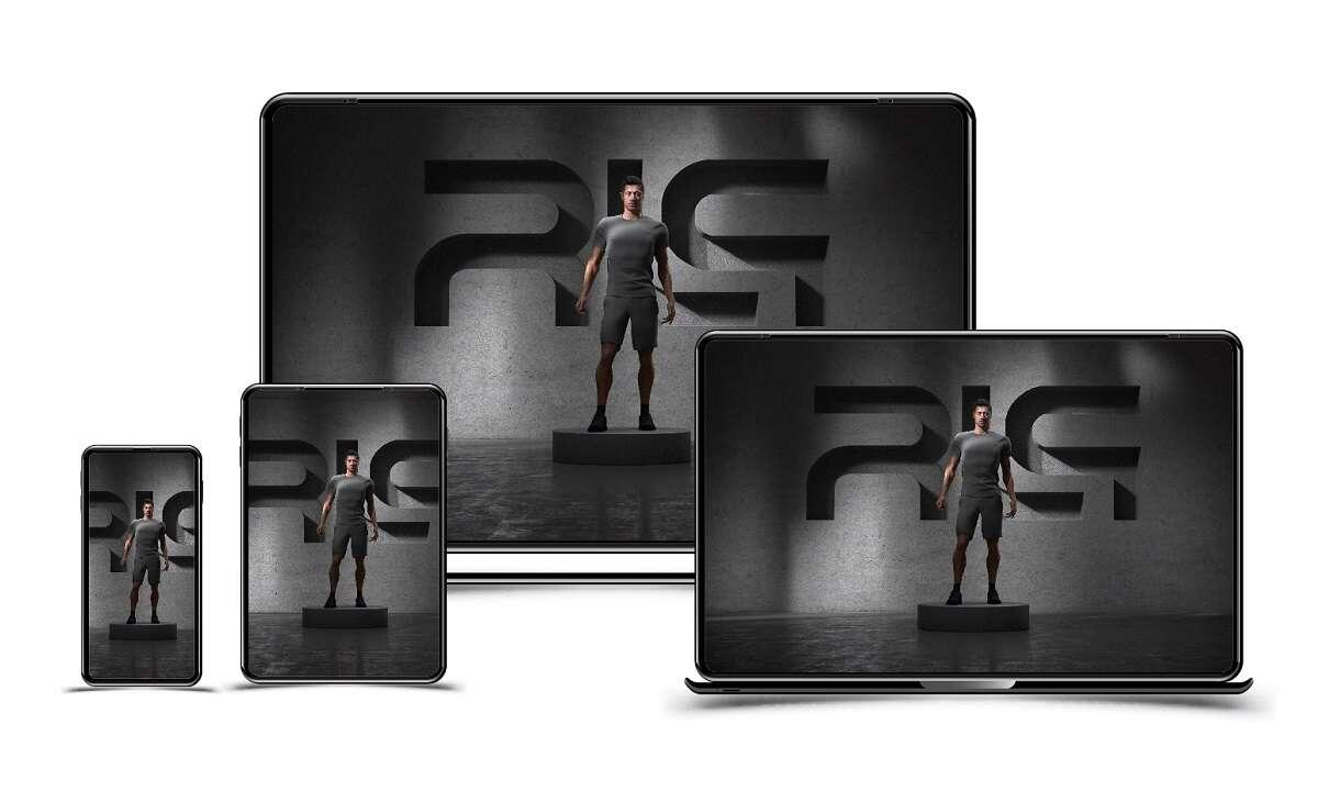 4F i Robert Lewandowski wykorzystają rozszerzoną rzeczywistość w pierwszej wspólnej kolekcji