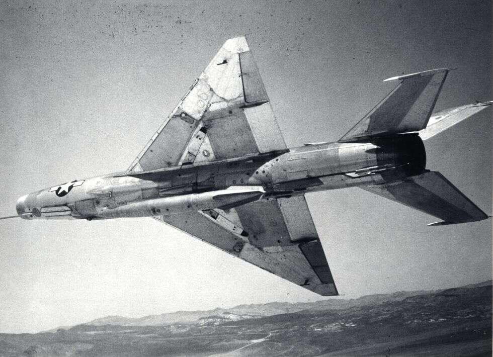 sterami myśliwca MiG-21, myśliwca MiG-21, myśliwiec MiG-21