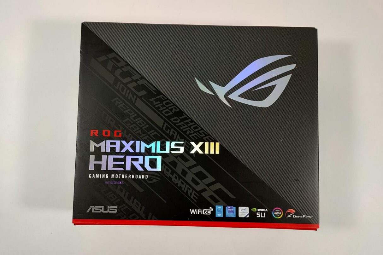 test Asus ROG Maximus XIII Hero, recenzja Asus ROG Maximus XIII Hero, opinia Asus ROG Maximus XIII Hero