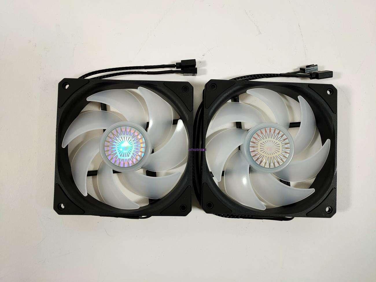 test Cooler Master MasterLiquid ML240L V2 RGB, recenzja Cooler Master MasterLiquid ML240L V2 RGB, opinia Cooler Master MasterLiquid ML240L V2 RGB