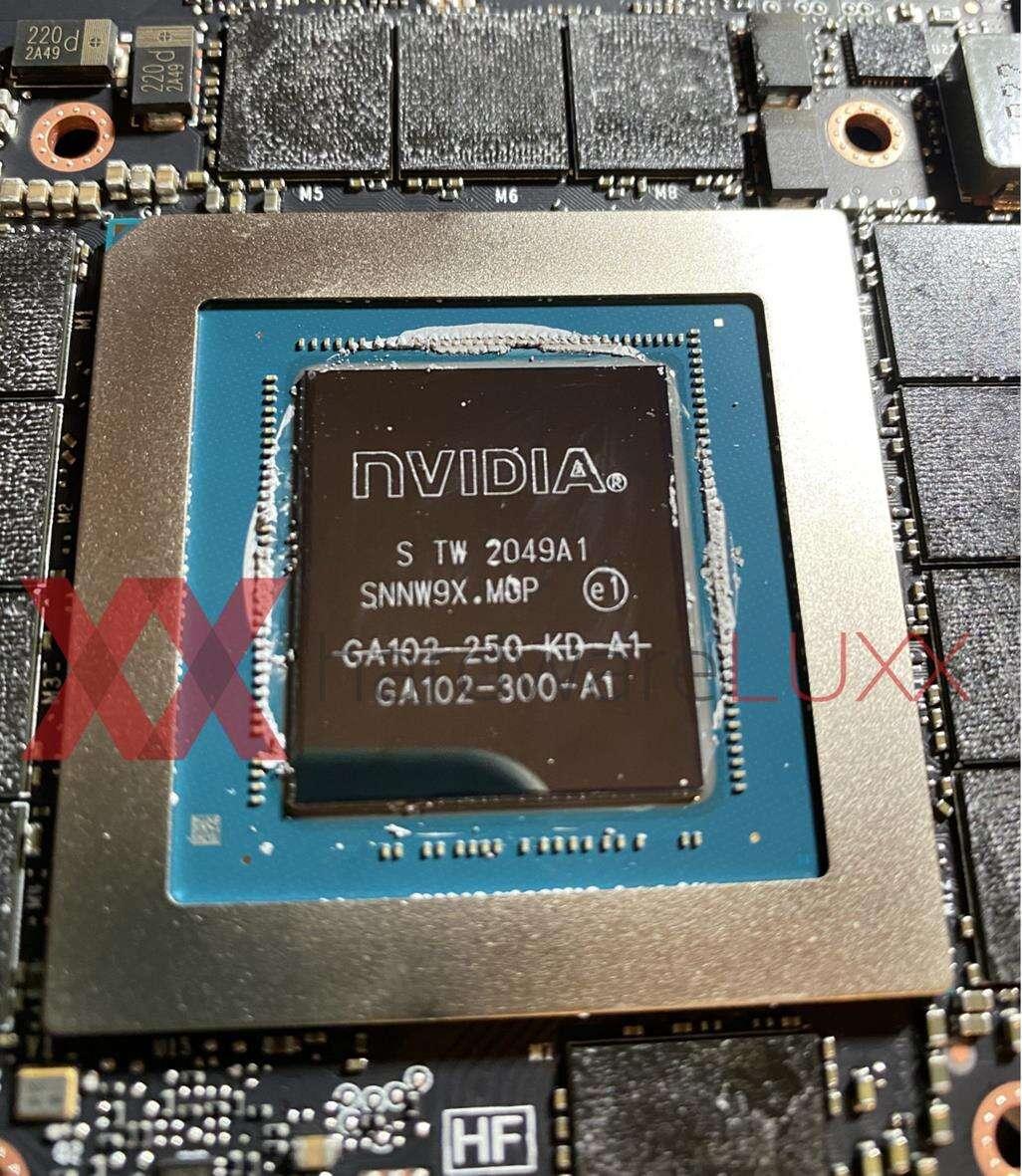 RTX 3090 GPU GA102-250