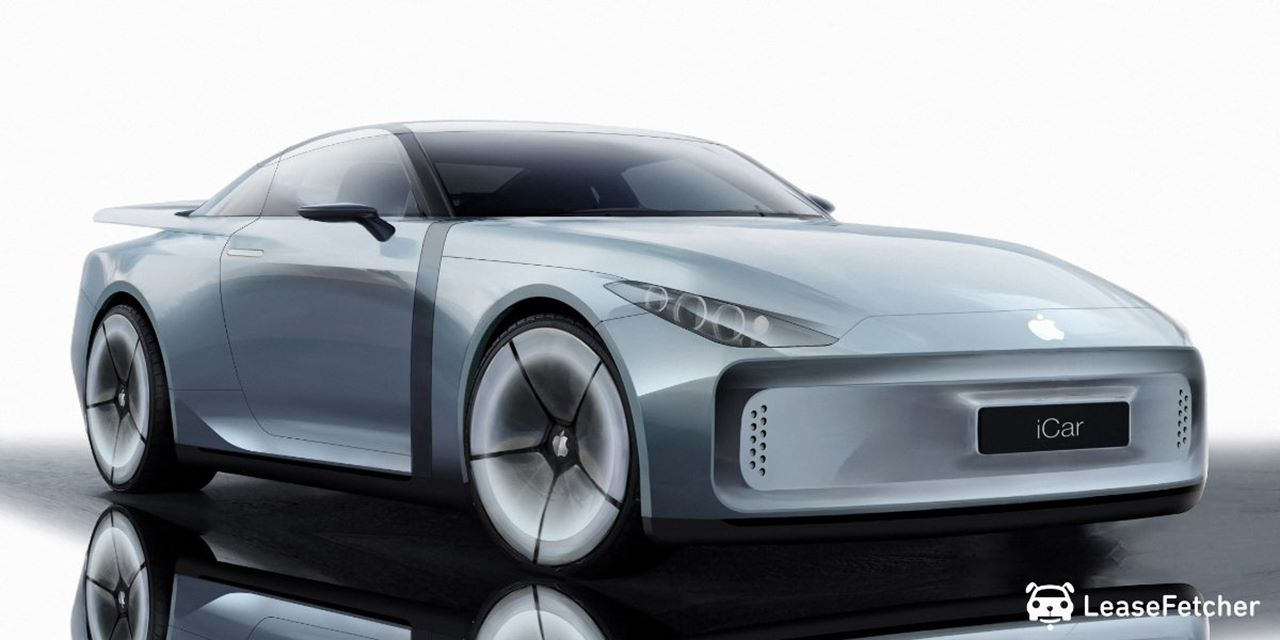Jak mógłby wyglądać elektryczny samochód Apple? Rzućcie okiem na te rendery