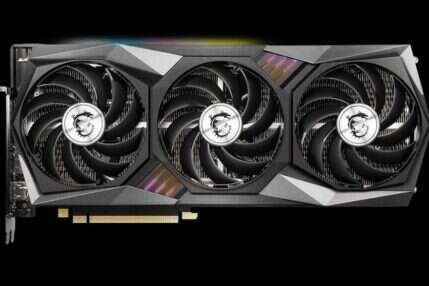 test MSI GeForce RTX 3060 Gaming X Trio, recenzja MSI GeForce RTX 3060 Gaming X Trio, opinia MSI GeForce RTX 3060 Gaming X Trio