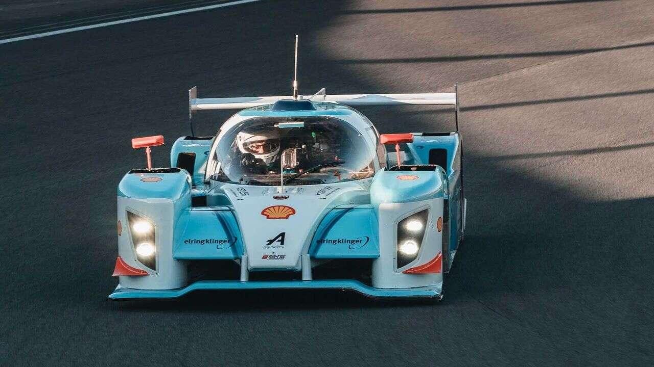 Nadchodzi wyścigowy samochód na wodór Forze IX z pomocą Hyundai