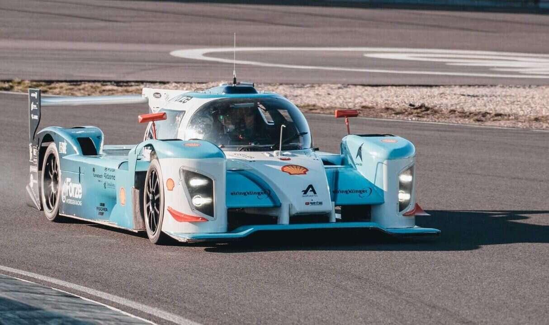 wyścigowy samochód na wodór, Forze IX