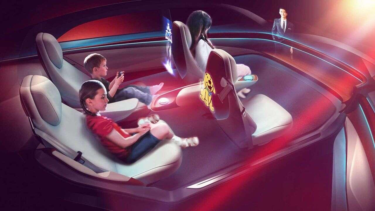 Nowe zwiastuny Project Trinity, zapowiedź autonomicznego tira Volkswagena
