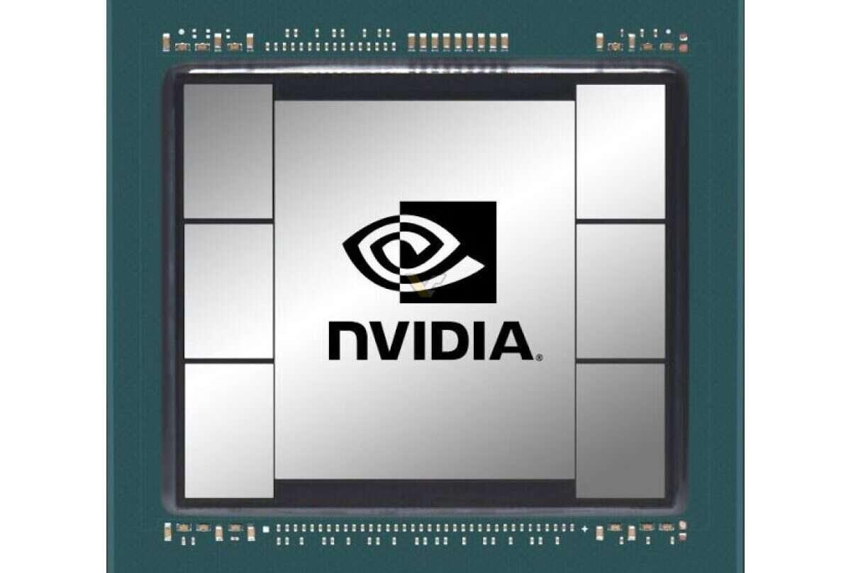 Nvidia GA100 CMP HX
