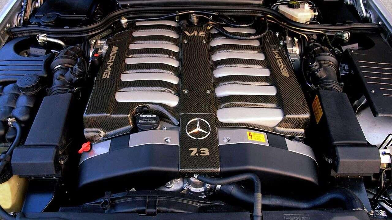 Odznaka Mercedes 73 może powrócić, dzięki hybrydom
