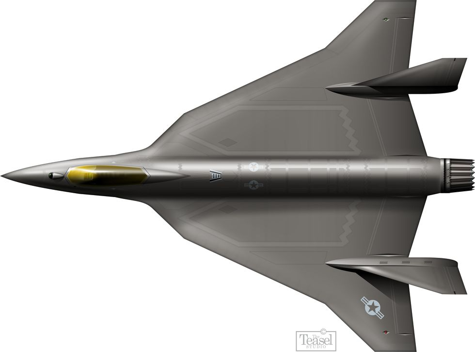 myśliwiec F-36 Kingsnake, F-36 Kingsnake,