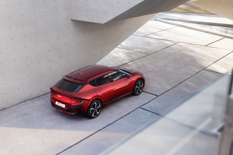Premiera Kia EV6, EV6 GT, Kia EV6 GT, premiera EV6 GT