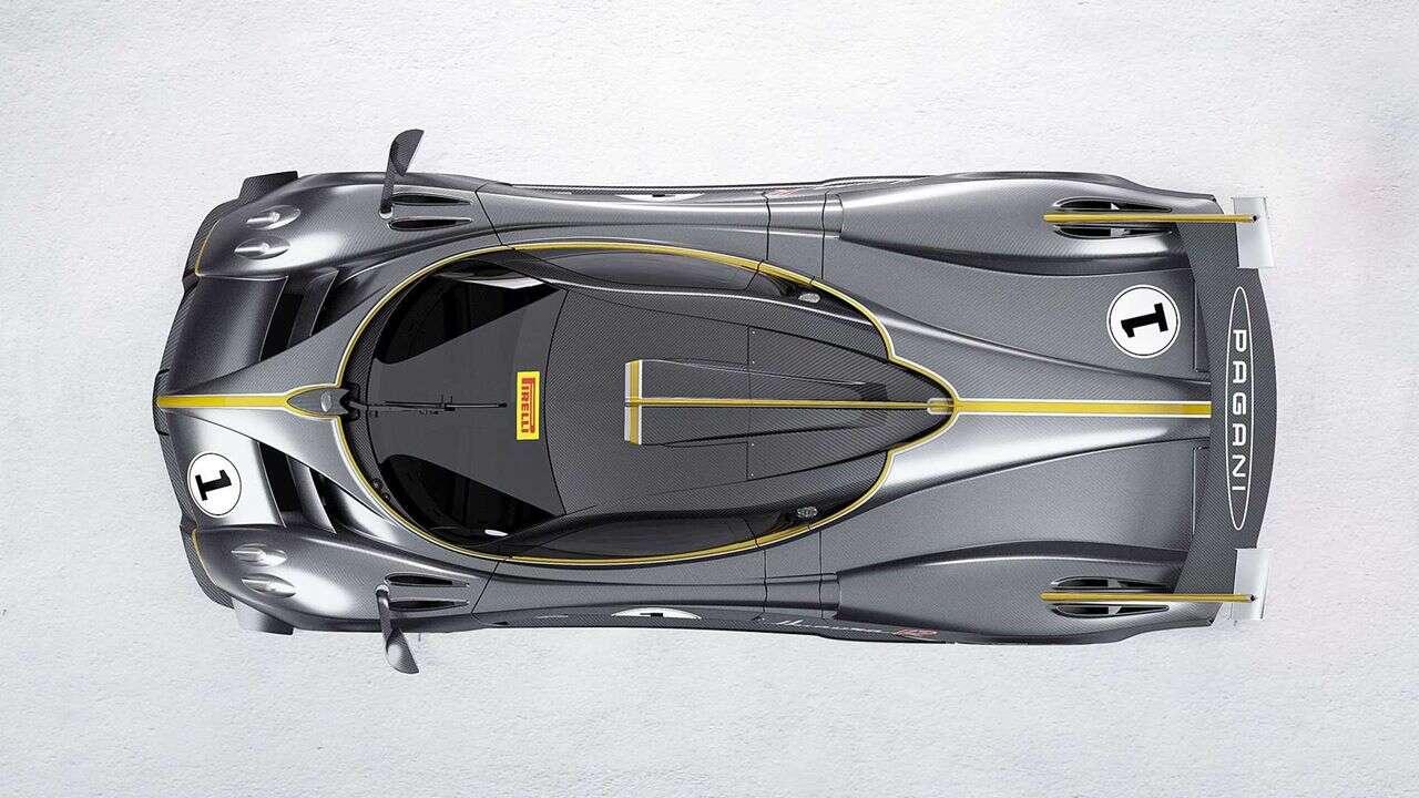 Premiera Pagani Huayra R. To wyścigowa Huayra zachwycająca silnikiem