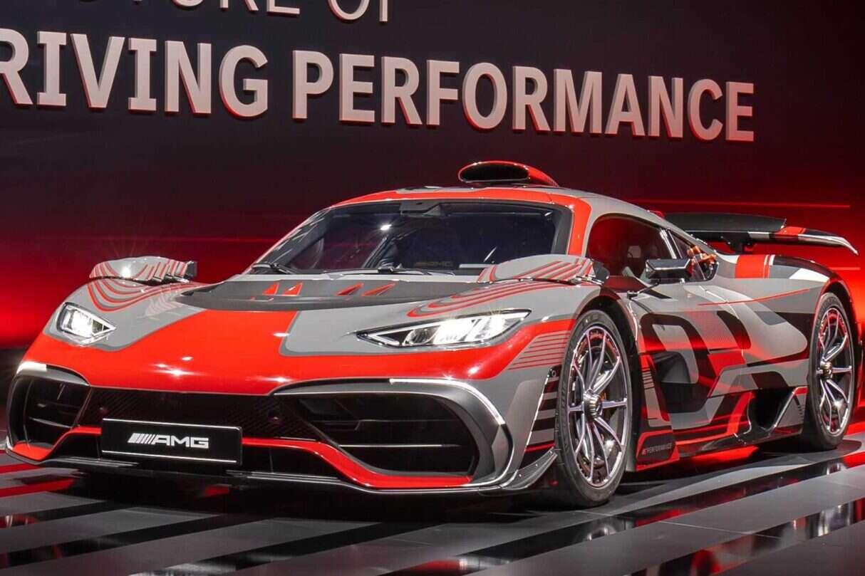 elektryczna przyszłość AMG Mercedesa, E Performance, AMG E Performance,