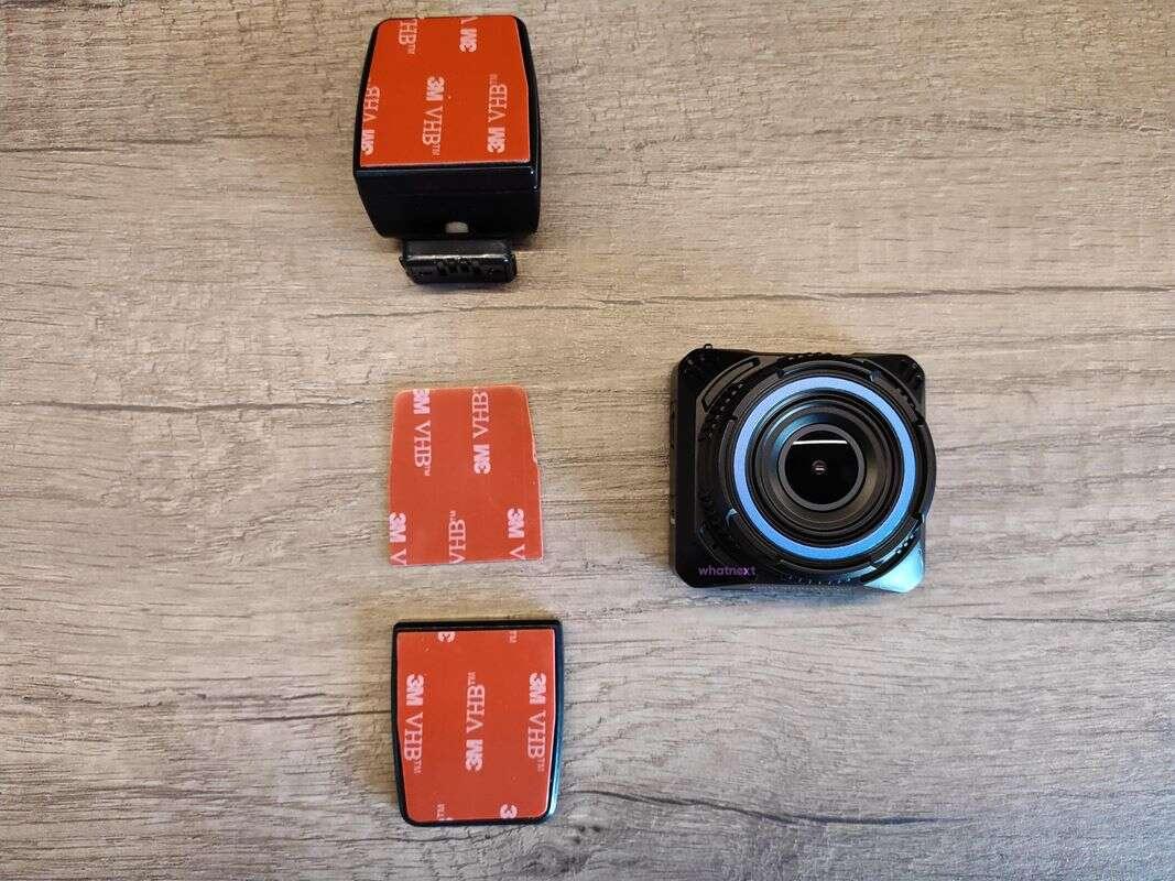 Test wideorejestratora Navitel R600