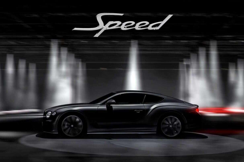 Zwiastun Bentley Continental GT Speed, Bentley Continental GT Speed, zwiastun Continental GT Speed, Continental GT Speed