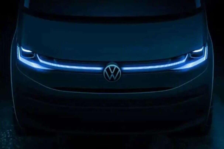 Zwiastun modelu Volkswagen T7, Volkswagen T7 nowej generacji